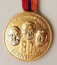 1970 Armenia Armenian ARF 80th anniversary medal with ribbon