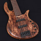 Elrick Gold Series E-Volution 5st Spolted Maple Top Natural for sale