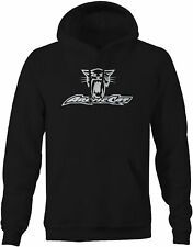 Artic Cat Racing Snowmobile Powersports Mens Hoodies for Men