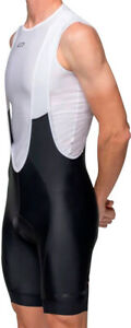 Bellwether Axiom Men's Cycling Bib Short Black L