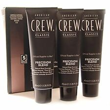 American crew color Precision Blend 4-5 castano medio da 40 ml