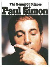 The Sound of Silence Sheet Music Paul Simon NEW 014031012