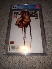 Wolverine Origins #10 Third Claw Variant 1:100 CGC 9.6 1st Daken, Dark Avengers