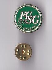 FC St Gallen ( Switzerland ) - lapel badge butterfly fitting