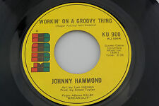 Johnny Hammond: Workin' On a Groovy Thing / It's Too Late  [Unplayed Copy]