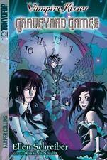 Vampire Kisses: Graveyard Games (Vampire Kisses: Blood Relatives)-ExLibrary