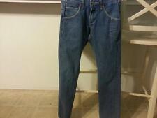 "LEVIS Men's 511 Skinny Fit Denim Jeans Rare ""Two Horse"" Edition -  Size 30 x 30"