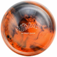 Bowling Ball Aloha Sunset 6 - 16 lbs, Bowlingkugel schwarz orange, Spareball