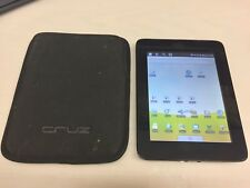 "VELOCITY MICRO CRUZ READER R102 7"" TABLET - Has Issues"