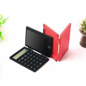 LCD Writing Tablet Electronic Drawing Board with Calculator Function Handheld fo