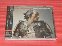 2018 JAPAN CD MANIC STREET PREACHERS Resistance Is Futile With 3 Bonus Tracks