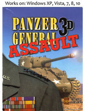 Panzer General 3D Assault PC Game