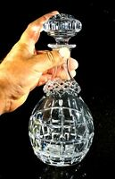 Beautiful Vintage Crystal Decanter