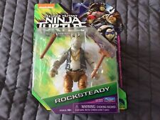 "Tmnt # Playmates Nickelodeon Teenage Mutant Ninja Turtles Rocksteady 5"" figura"