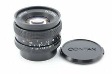 Excellent++ Contax Carl Zeiss T* Planar 50mm F/1.7 MMJ MF Lens From Japan! 84983