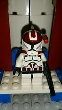 "Lego Star Wars Custom ""Commander Ponds"" Clone Trooper"