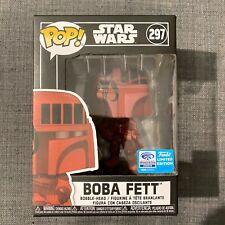 Star Wars: Boba Fett WonderCon 2020 Exclusive Funko Pop