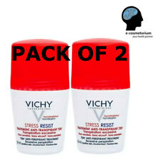 Vichy Deodorant Stress Resist Anti-Perspirant 72h(2x50ml)Excessive Transpiration