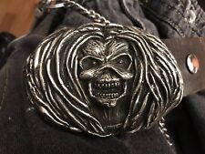 Iron Maiden Belt Buckle By Chris Levatino