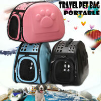 Pet Dog Cat Puppy Handbag Portable Travel Carry Carrier Tote Cage Ba