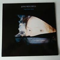 Joni Mitchell - Night Ride Home - Vinyle LP Rare Europe 1st Press + Inner Ex /
