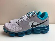 d1d9bc8b6ba Nike Air Vapormax GS Womens Trainers UK 4.5 EUR 37.5 White Grey Blue 917963  011