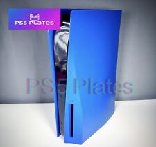 Station 5 PS5 | Blue Face Plate Shell Case Cover | Disc Drive Edition List 4*
