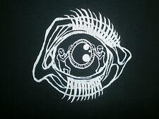NARCISSUS BECOMING LEVIATHAN T SHIRT Band Concert Tour Cleveland Rock Eyeball L