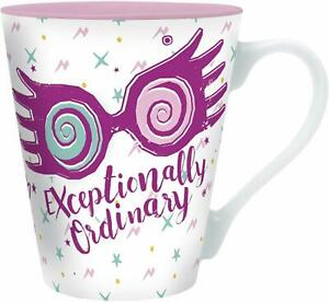 OFFICIAL HARRY POTTER LUNA LOVEGOOD TAPERED COFFEE MUG TEA CUP NEW GIFT BOX