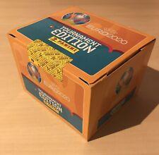 ⚽️Panini EURO EM 2020 Tournament Edition Display Box 100 Tüten Packs OVP/sealed