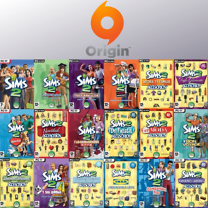 The Sims 2 Ultimate Collection   Origin   Complete Colletion   DIGITAL +WARRANTY