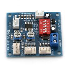 12V High-Temp Alarm PWM CPU PC Fan Temperature Control Speed Controller Module