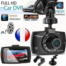 "Car HD Dash Cam DVR Camera Recorder Night Vision Video G-sensor 1080P 2.2"" LCD"