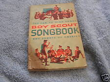 1963 Revised Boy Scout Songbook BSA