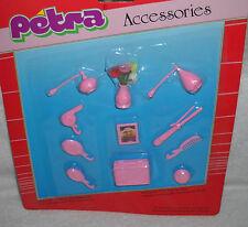 "#7542 NRFC Vintage Plasty Petra 11 1/2"" Doll Hair/Beauty Accessories"