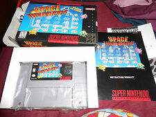 Space Invaders (Super NES, 1997) Complete LKN