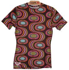 Haut ROXY marron pour FILLE surf plage été shirt NEUF 8 ans