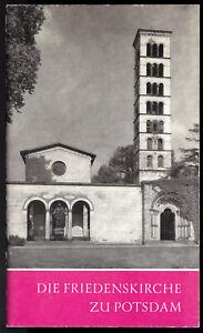 Die Friedenskirche zu Potsdam, Das Christliche Denkmal 85, 1980
