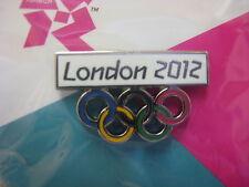LOT of 40 PINS - London 2012 Olympic Pin - Rings