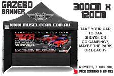 Musclecar Bathurst Winner LJ Torana GTR XU-1 Gazebo banner / flag