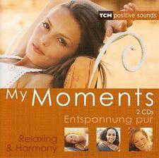 My Moments (TCM Positive Sounds, 2004) Jill Layton, Paul Ogden, Miquel .. [2 CD]