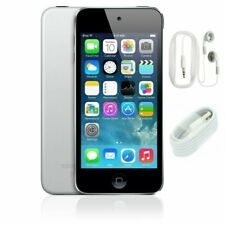 Apple iPod touch 5th Generation Silver/Black (16 GB) - Tested - Bundle - A1509