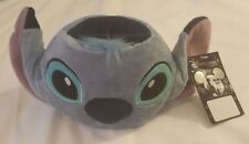 Disneyland Paris Disney Lilo & Stitch Plush Pen Pot Desk Tidy Phone Holder RARE