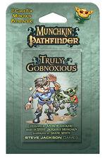 Munchkin Pathfinder Truly Gobnoxious 15 Card Booster Munchkin Card Game