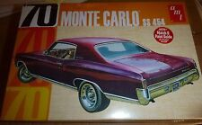 AMT 1970 MONTE CARLO 454 1/25 Model Car Mountain KIT FS RETRO