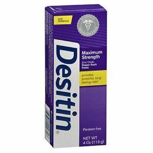Desitin Original Diaper Rash Ointment 4 oz by Desitin
