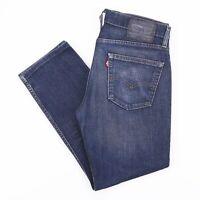 Vintage LEVI'S 511 Slim Straight Fit Men's Blue Jeans W32 L27