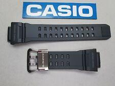 Genuine Casio G-Shock Rangeman GW-9400 watch band strap black resin rubber