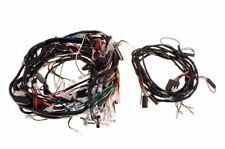 New PVC Covered Main Wiring Harness Triumph TR250 USA Spec LHD Cars