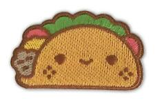 TACO STICKER STICKY ADHESIVE BACKING PATCH BY 100% SOFT